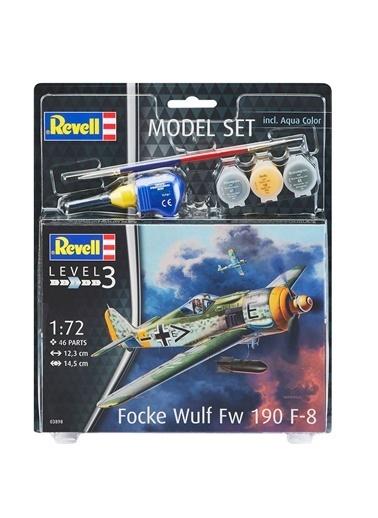 Revell  Maket Focke Wulf 63898 Renkli